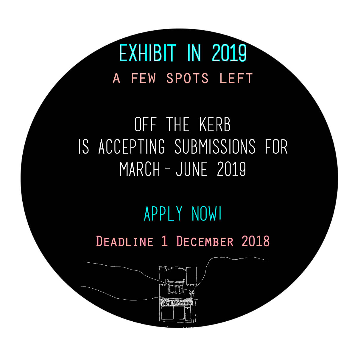 apply to exhibit